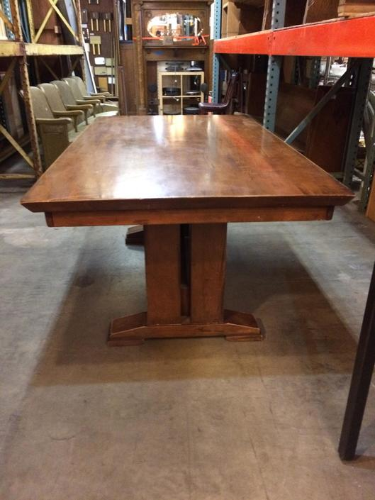 Hickory Table L72 x W40 x H30
