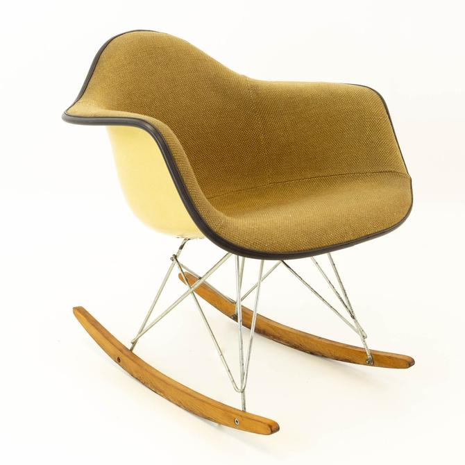 Eames Mid Century Modern Rocking Chair - mcm by ModernHill