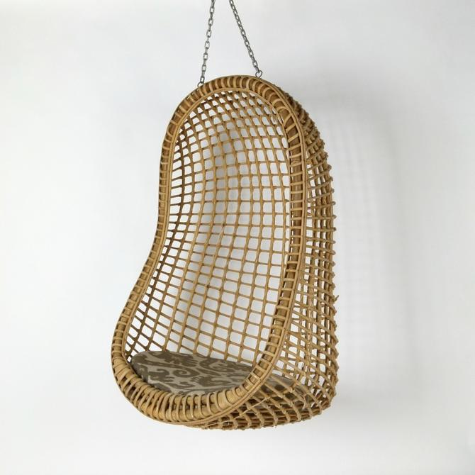 Rattan Chair - Hanging or with Base