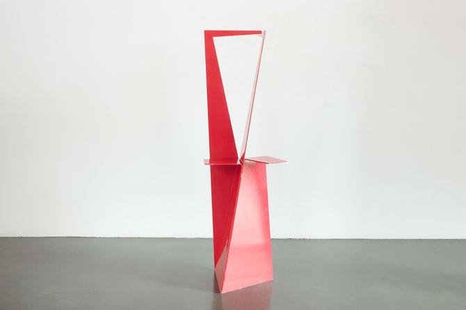 Modern Art Shelf by HomesteadSeattle