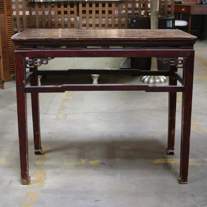 DIY Sofa/Hall Table