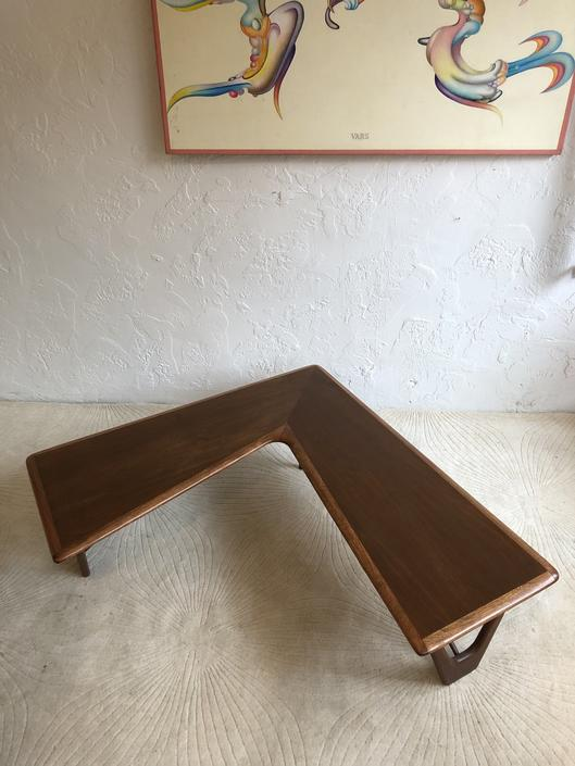 Boomerang Table by Lane