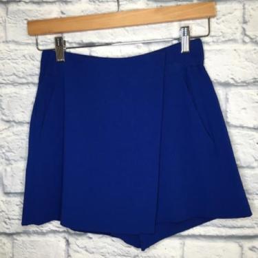 Babaton Size 2 Royal Blue Shorts