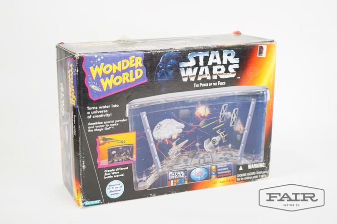 Star Wars Wonder World