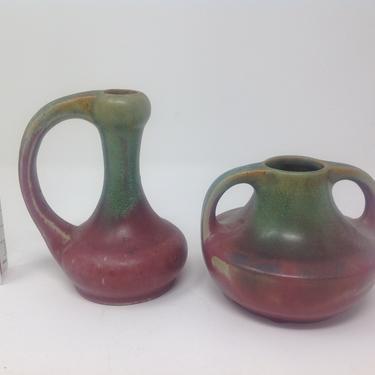 Fulper Pottery set by CentimentalValue