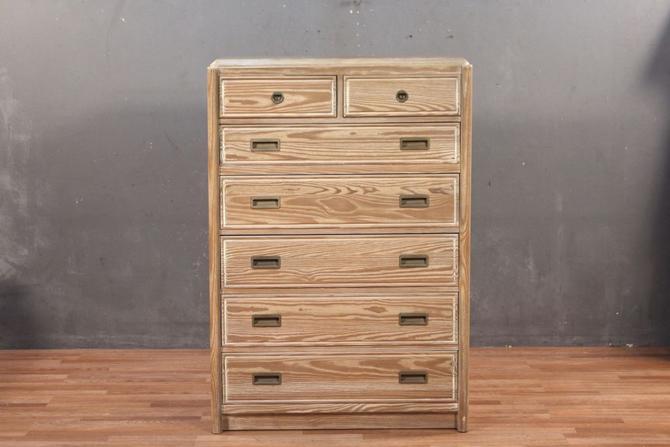 Henry Link Surfwood 7-Drawer Highboy Dresser – ONLINE ONLY
