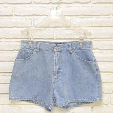 Vintage Denim High Waist Mom Jeans Size 10 Vintage Jean Shorts Mom Denim Shorts Women's Jeans by TheUnapologeticSoul