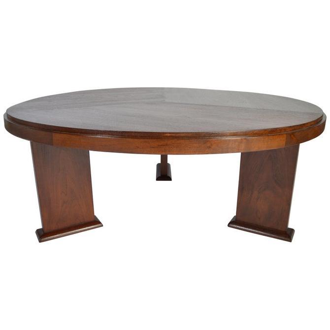 Edward Wormley Style Teak Center Table