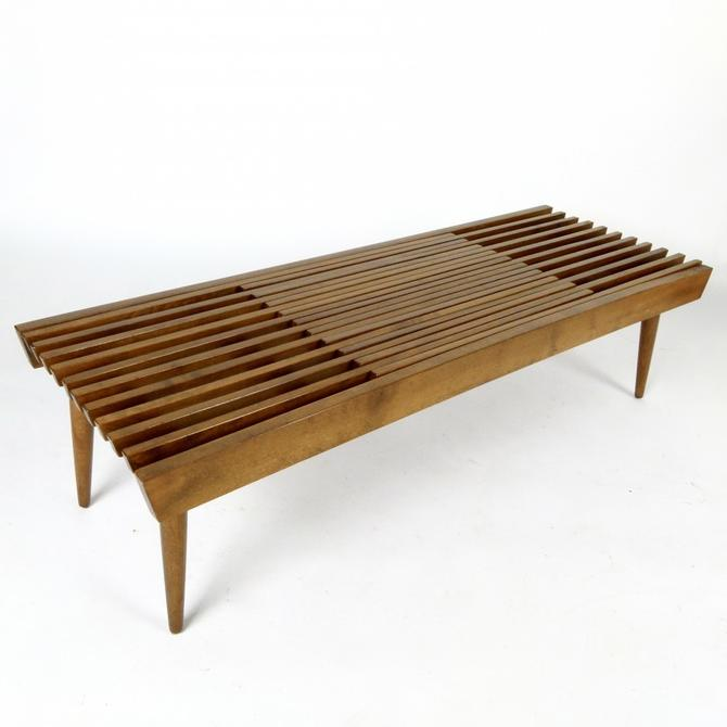 Expandable Bench / Coffee Table