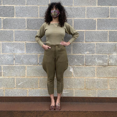 1930s US Army Officer Breeches by milkandice