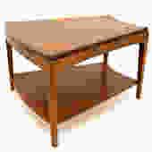 Paul McCobb Style Lane Rhythm Wedge Side Table