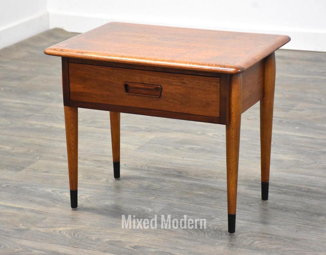 Lane Acclaim Walnut Nightstand by mixedmodern1