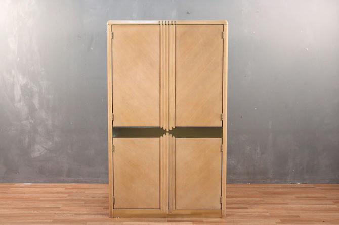 Deco Revival 4-Door Chifferobe – ONLINE ONLY