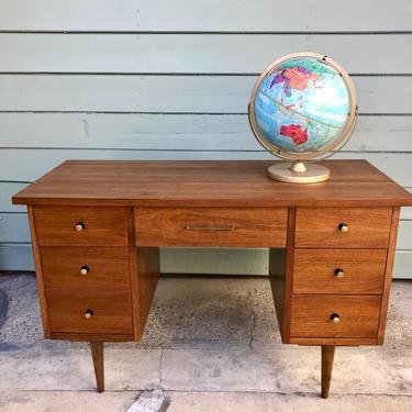 MID CENTURY MODERN 6 Drawer Desk (Los Angeles) by HouseCandyLA