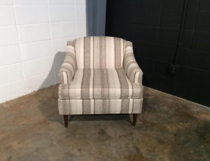 Restored Mid Century Modern Easy Chair