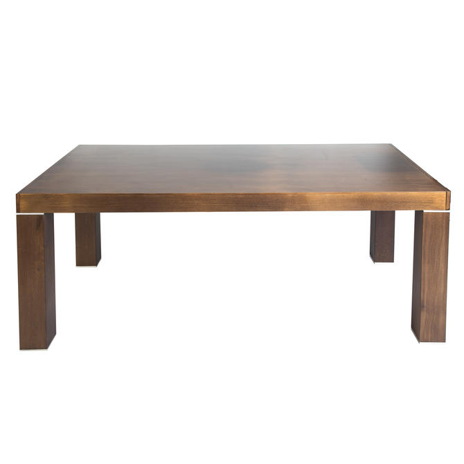 Roche Bobois Block Form Dining Table