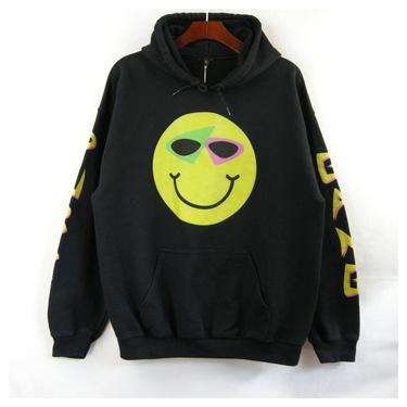Happy Face Pullover Hoody