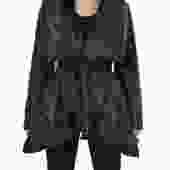 Karin Asymmetric Down Jacket