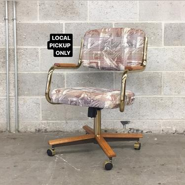 LOCAL PICKUP ONLY ———— Vintage Daystrom Rolling Chairs ———— 4 Units Sold Separately by RetrospectVintage215