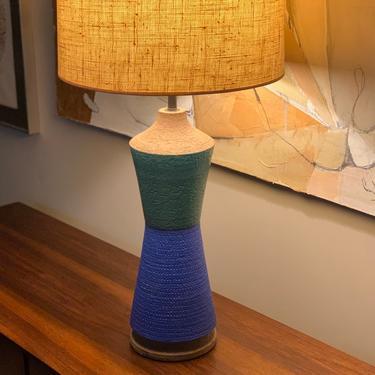 Aldo Londi   Bitossi   Ceramic Table Lamp by MapleModern