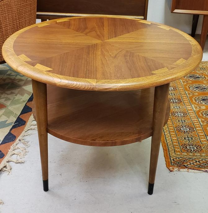 Lane Acclaim Round Side Table