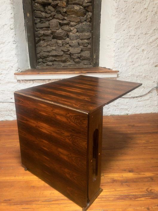 Mid Century Danish Modern Dining Table