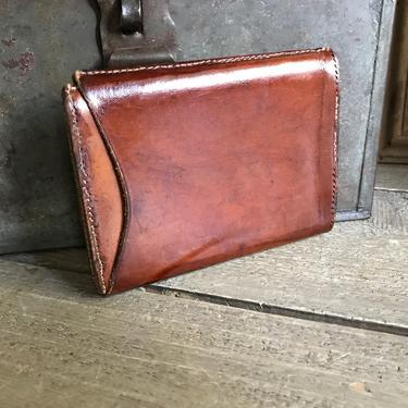 Leather Cigar Case, Handstiched Cigar Holder, Sleeve, Fathers Day, Gift for Him, Groomsmen Gift, Bachelor, by JansVintageStuff
