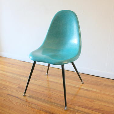 Mid Century Modern Shell Chairs by Chromcraft