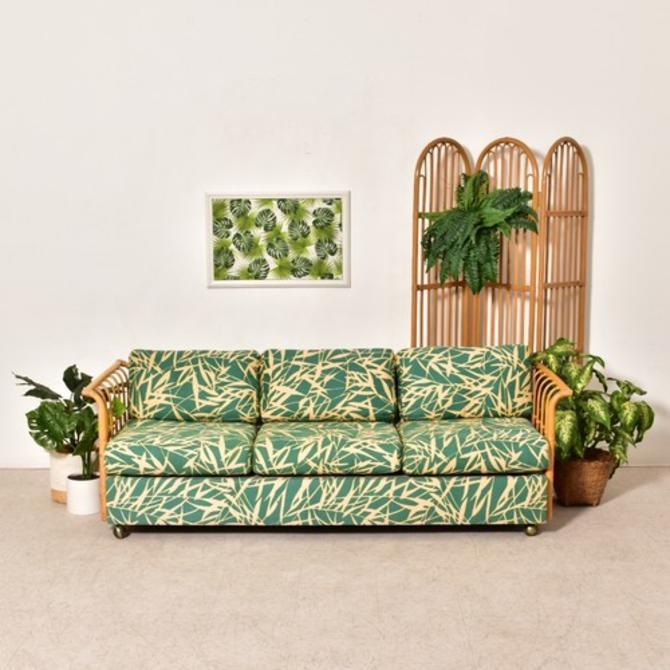 Vintage Boho Sofa Bed