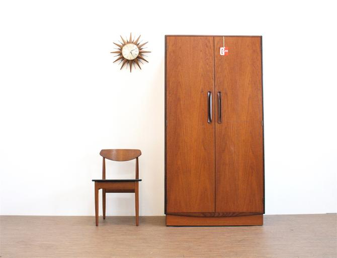 Mid Century Armoire by G Plan....FREE SHIPPING by SputnikFurnitureLLC