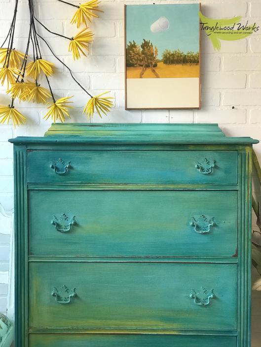 Custom painted Furniture. Read below for price.
