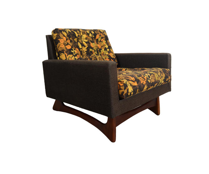 Adrian Pearsall Chair Lounge Chair Craft Associates Mid Century Modern by HearthsideHome