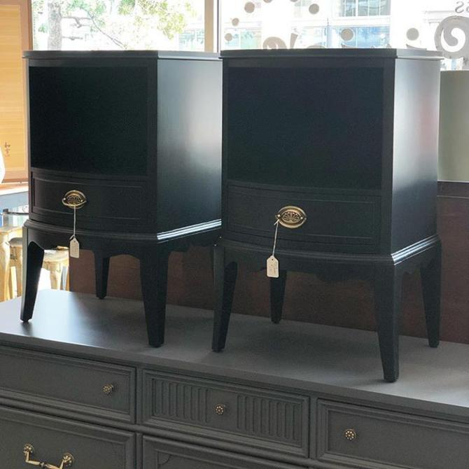 Awesome Black Nightstands!