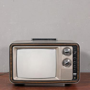 1970s RCA Television – ONLINE ONLY
