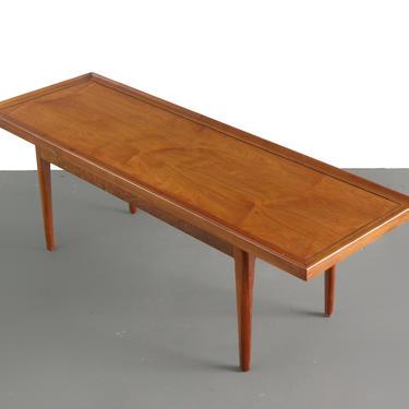 Kipp Stewart Long Board Coffee Table by Drexel Declaration Line by ABTModern