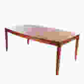 L & G Stickley Contemporary Cherry Dining Table