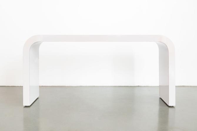 Mod Console Table