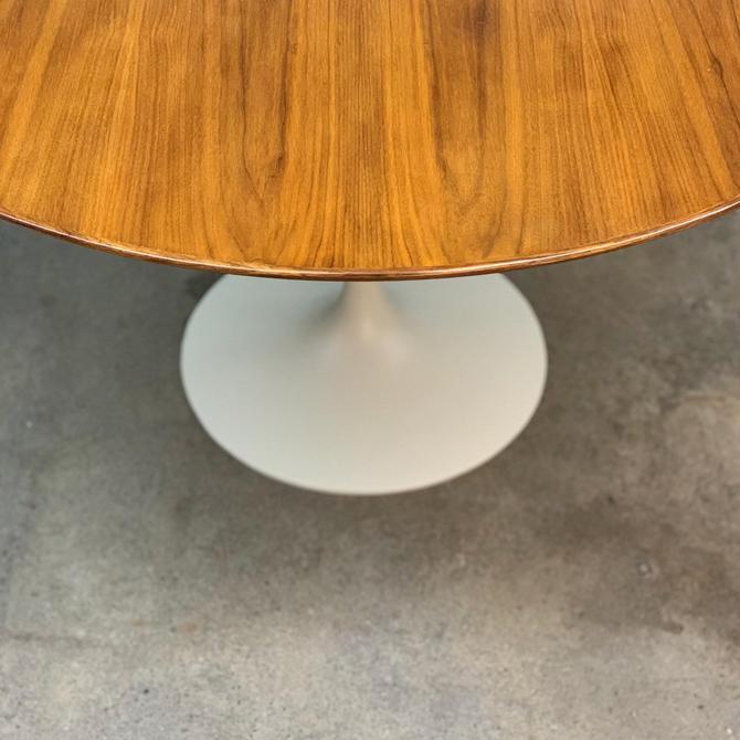 Vintage Knoll Eero Saarinen Walnut Dining Table by midcenTree