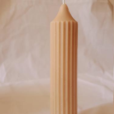 Arc Pillar Candle by SkiinTones