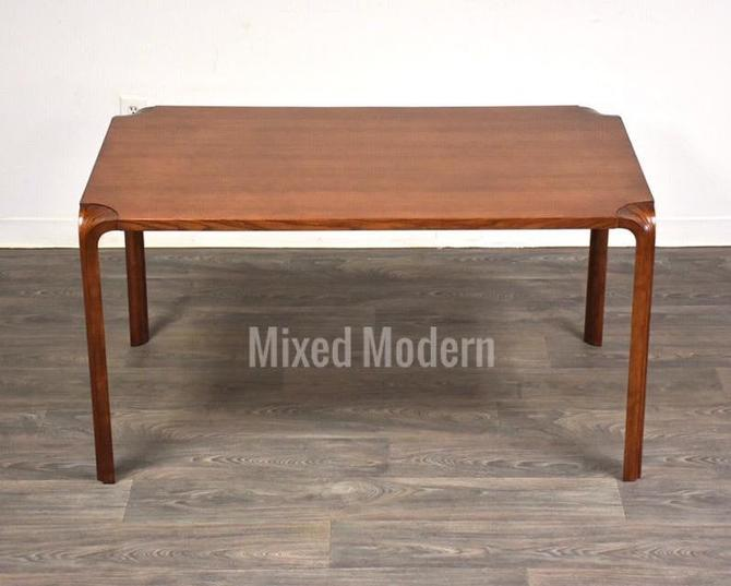 Alvar Aalto Fan Leg Dining Table by mixedmodern1