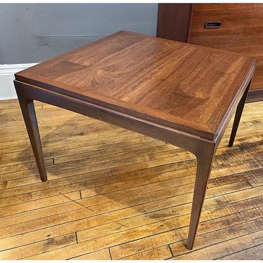 Lane Rhythm Walnut Coffee Table 1960s