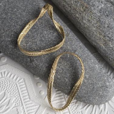 Marguerite Drops Earrings