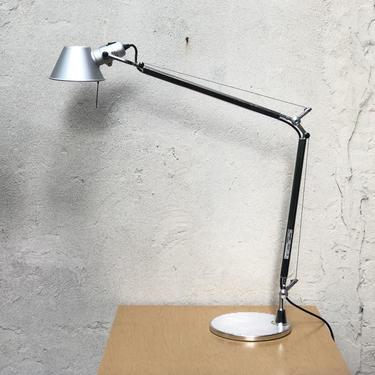 Vintage Artimide Tolomeo Desk Task Lamp by ilikemikes