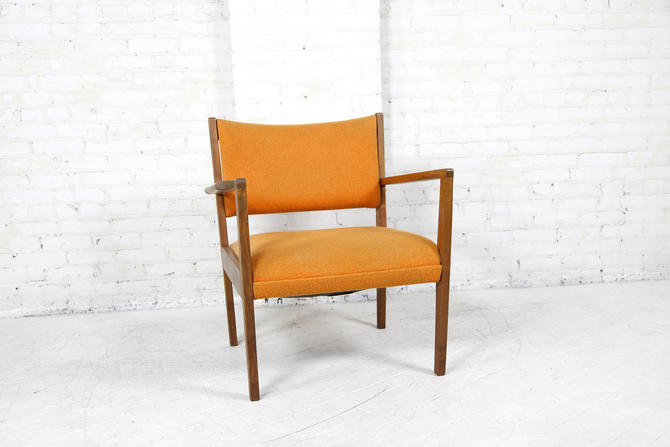 Vintage  lounge chairs by Jens RISOM furniture | Free shipping ONLY in NYC area by OmasaProjects