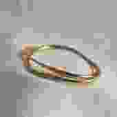 Lila Rice Double Rialta Bracelet