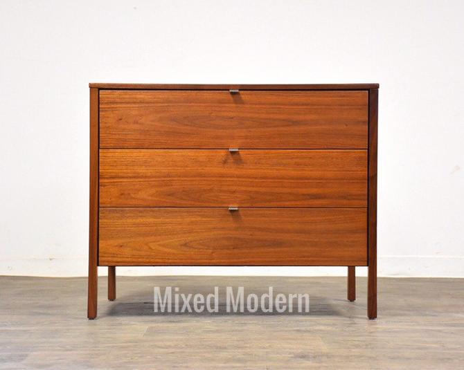 Walnut Dresser Chest by Knoll by mixedmodern1