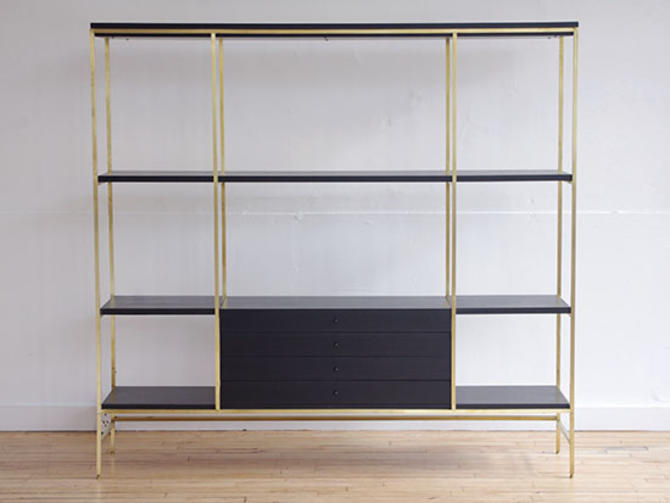 Paul McCobb for Calvin Wall Unit/Etagere