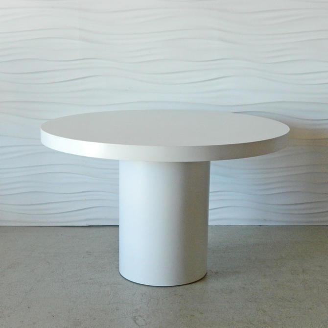 HA-C8172 White Laminate Table