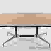 Herman Miller Eames Aluminum Base Conference Table