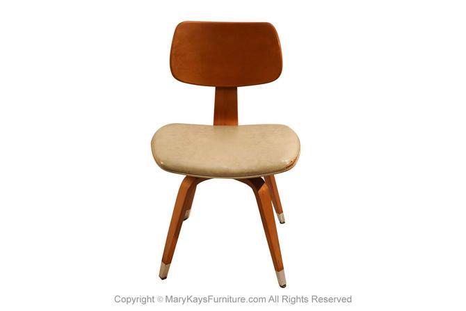 Bruno Weil Mid Century Modern Thonet Chair by Marykaysfurniture